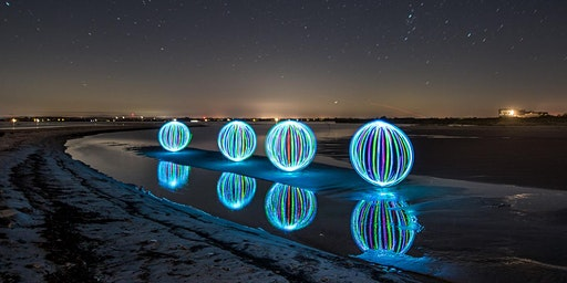 Princeton Photo Workshop: Explore Light Painting with Erin Simmons