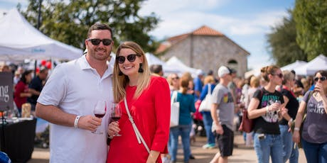 3rd Annual McKinney Wine & Music Festival tickets