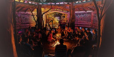 Magic Mushroom Women Ceremony