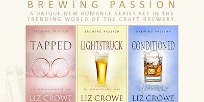 Book Signing with Liz Crowe at M-Brew