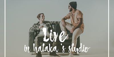 Corado Live in Hatakas Studio