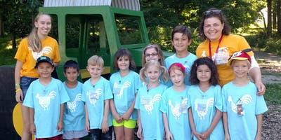 Summer Farm Tours at Gorman Heritage Farm