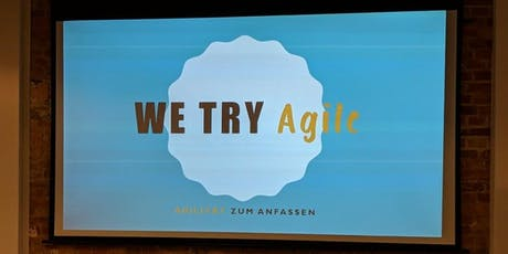 "15. We Try Agile - ""Agile Coaching"" das Spiel Tickets"