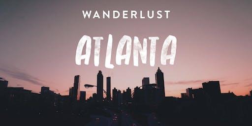 100% authentic ff180 e9dd3 Wanderlust Atlanta 2019
