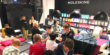Artist Mixer: Figure Drawing with Moleskine SF tickets