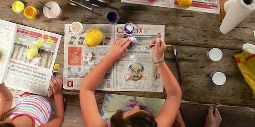 SummerSPARK | grades 7 - 9 | Week 5