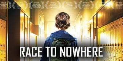 Race to Nowhere presented by Naples Elementary School and High School PTA