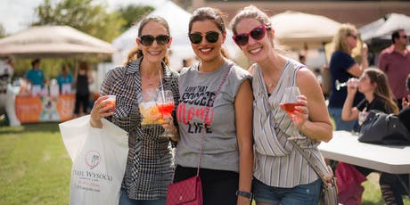 2nd Annual Plano Food + Wine Festival  tickets