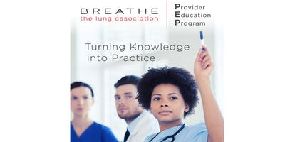COPD: Acute Exacerbations & End of Life (Central East LHIN or via OTN/Webcast)