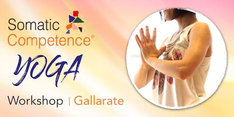 Somatic Competence® Yoga | Workshop 2019 biglietti