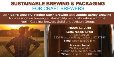 Sustainable Brewing & Packaging for Craft Brewers