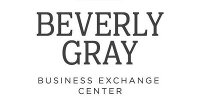 Beverly Gray Business Exchange Center Open House