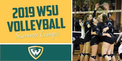 2019 WSU Volleyball Summer Camps