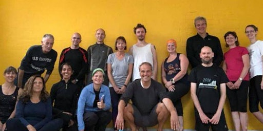 Yoga and movement workshop for runners