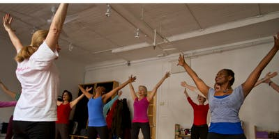 Gentle Dance Exercise Class for Cancer Recovery @M