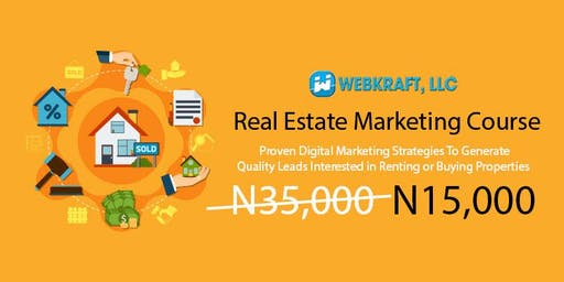 Real Estate Digital Sales & Selling  Workshop - Generating Quality Leads & Finding Interested Clients For Real Estate Businesses & Agents