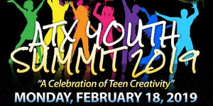 "Free! ATX Youth Summit 2019:  ""A Celebration Teen of..."