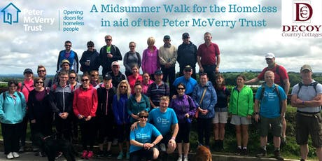 The Third Midsummer Walk for the Homeless tickets