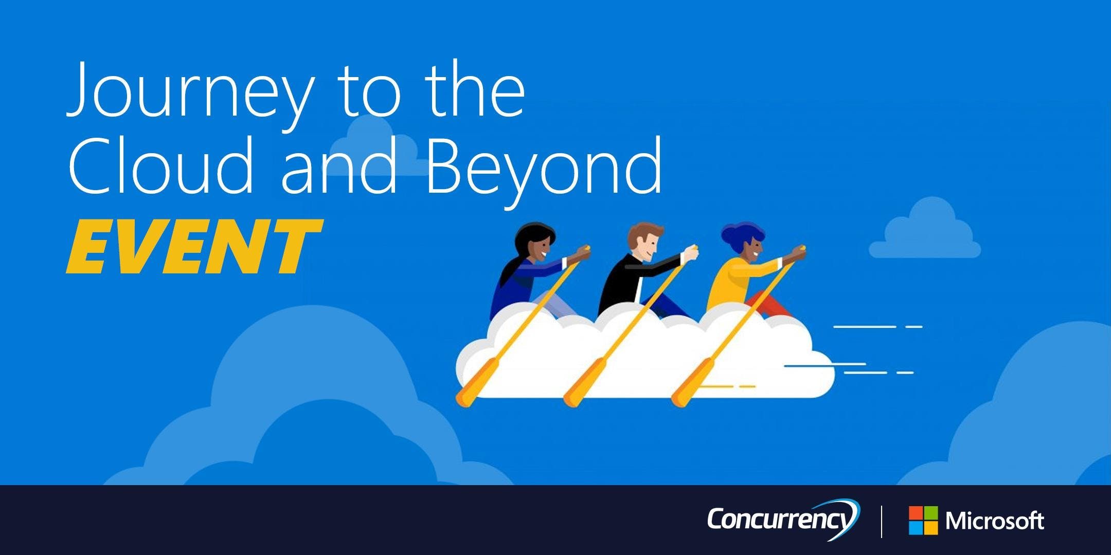 Journey to the Cloud and Beyond