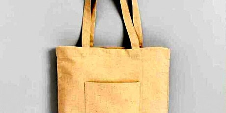Intro to Soft Goods Fabrication: Canvas Tote tickets
