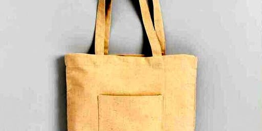 Intro to Soft Goods Fabrication: Canvas Tote