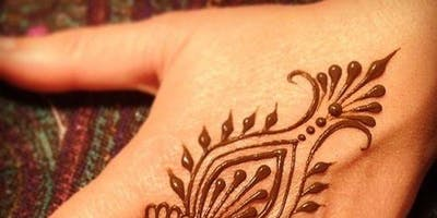 Cultural Arts & Crafts-Henna For Your Hands