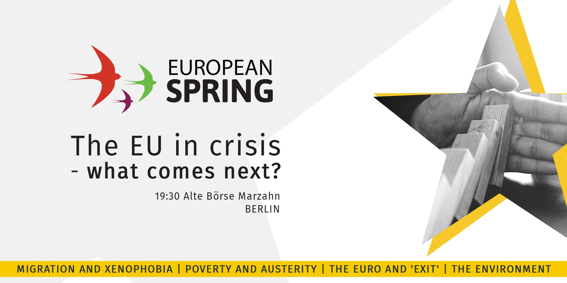 The Eu In Crisis What S Next Podiumsdi Berlin 24 01 19