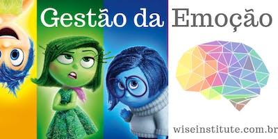 Workshop GESTÃO DA EMOÇÃO