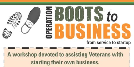 Boots-2-Business (2-Day) 2019 Dates tickets