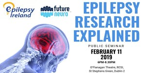 Epilepsy Research Explained: 3rd Public Seminar on the...