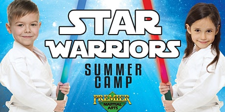 Star Warriors Summer Camp tickets