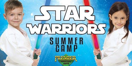 Star Warriors Summer Camp / Olympics Camp