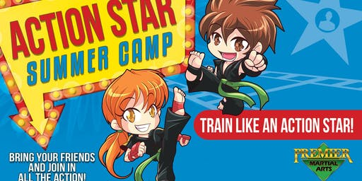 Action Star Summer Camp / XMA Camp