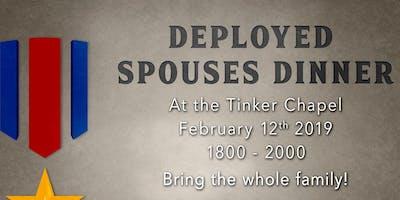 Deployed Spouses Dinner