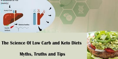 The Science of  Low Carb Diets - 'Insulin, Fat, Hormones and Food'