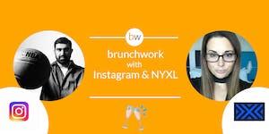 Instagram, New York Excelsior and BierWax brunchwork