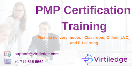PMP Training and Certification in Dallas