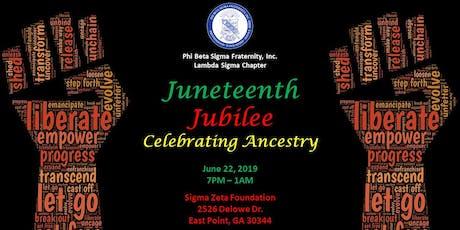 Juneteenth Jubilee: Celebrating Freedom tickets