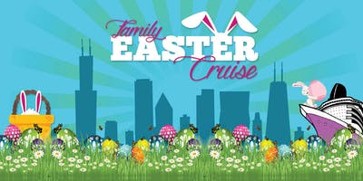 Family Easter Cruise - Springtime Cruise With the Easter Bunny (3pm)