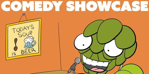 Craft Brew Comedy Show: FDR Brewing Free Comedy Showcase