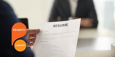Get that Job! RESUME WRITING with Keith Whelan