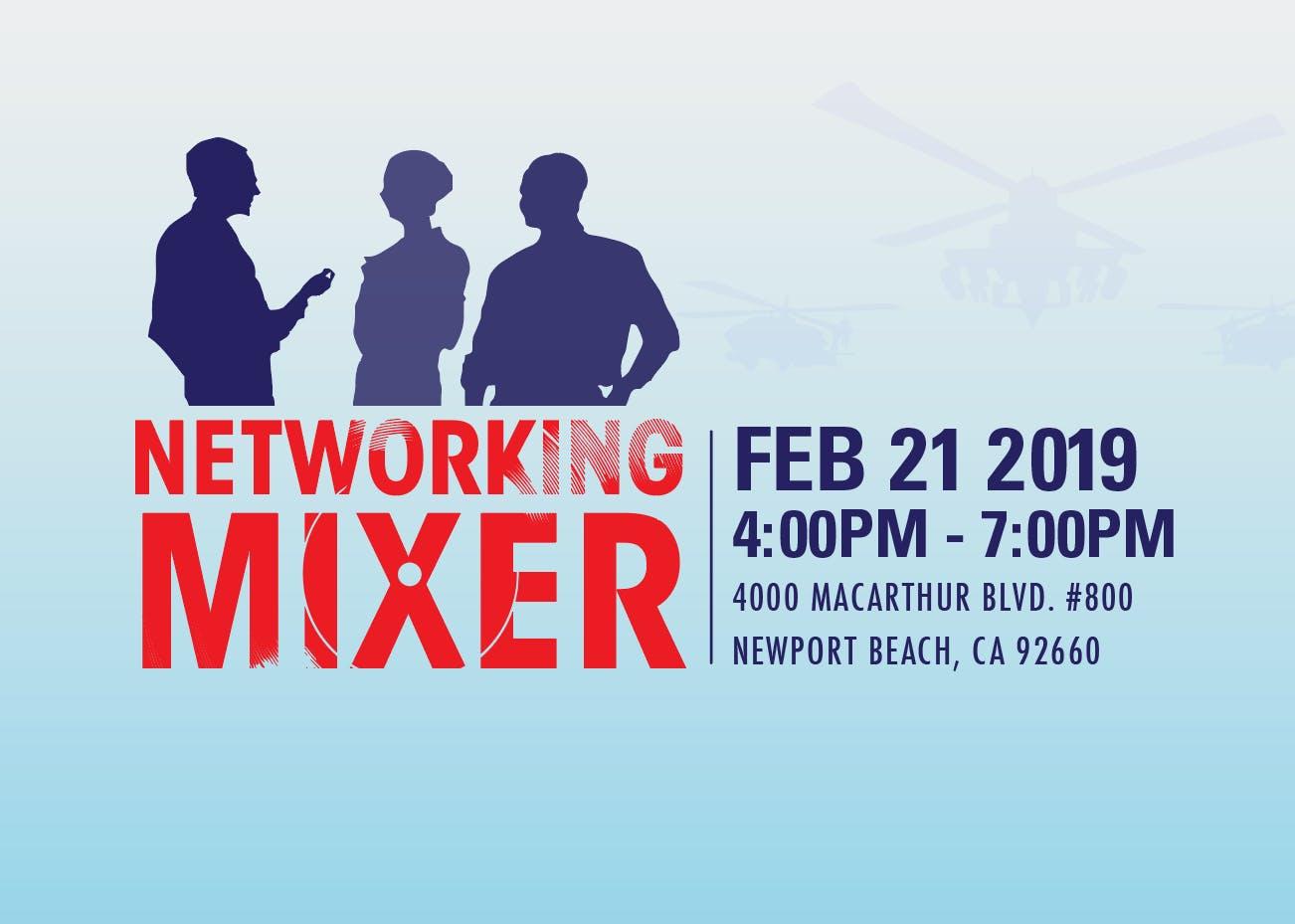 VAREP Networking Mixer
