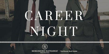 Career Night Puyallup tickets