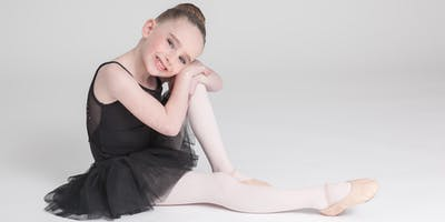 Boulder Ballet Spring Recital Portraits