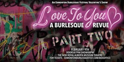 Love to You, Burlesque Revue PART TWO