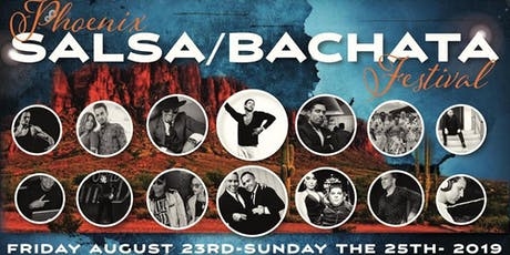 The Phoenix Salsa/Bachata Festival tickets