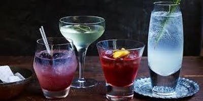 Intercollegiate Cocktails, Wednesday February 20