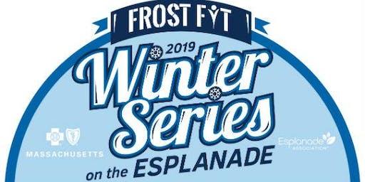 由11月项目主办的Frost Fit运动计划