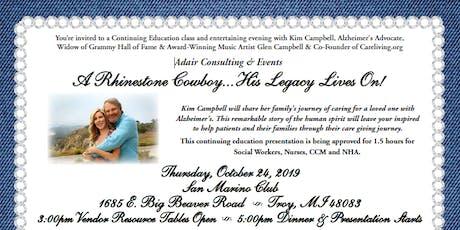 A Rhinestone Cowboy...His Legacy Lives on!   tickets