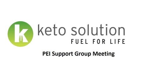 Keto Solution PEI Support Group Meetings tickets